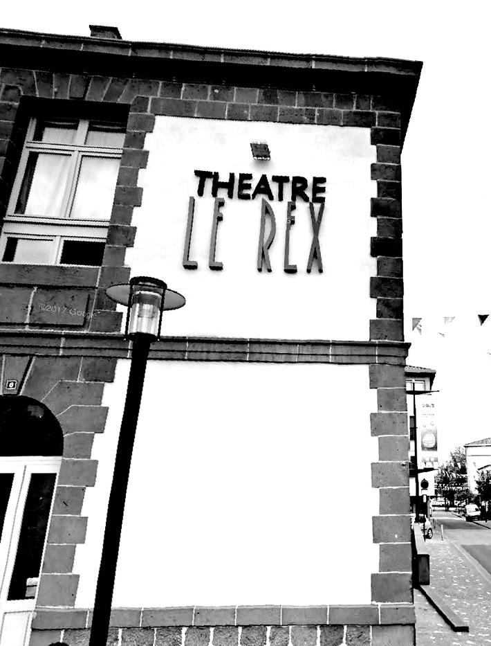 Théâtre Le REX