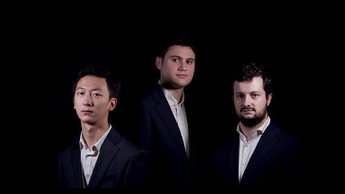 TRIO PANTOUM Bo-Geun Park, violoncelle Virgile Roche, piano Hugo Méder, violon