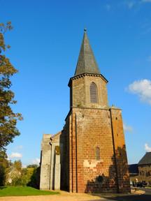 Villedieu Eglise