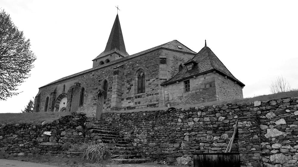 Eglise de Chaliers