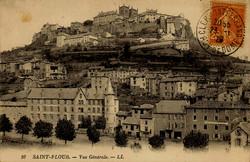 vue générale de Saint-Flour - copie