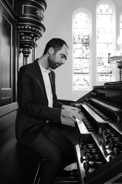 Paul Goussot, orgue