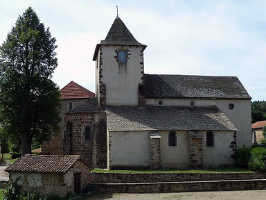 Église Saint-Pontien de Saint-Poncy