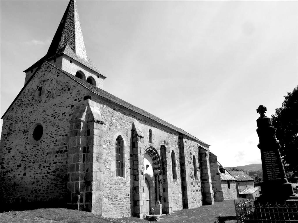 Église Saint-Martin de Chaliers
