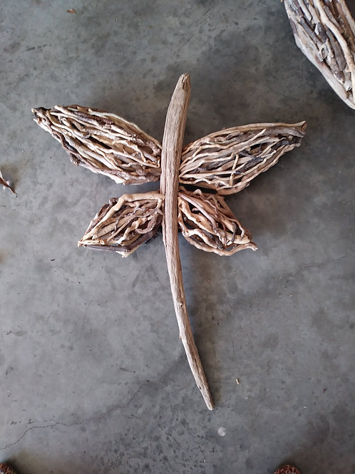 Driftwood Dragonfly