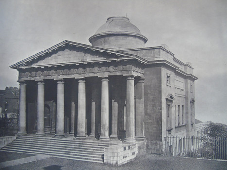 The former location of the Hunterian Museum