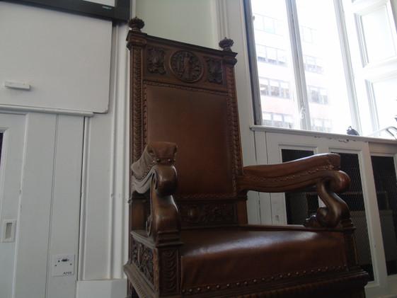 The Dean's Chair