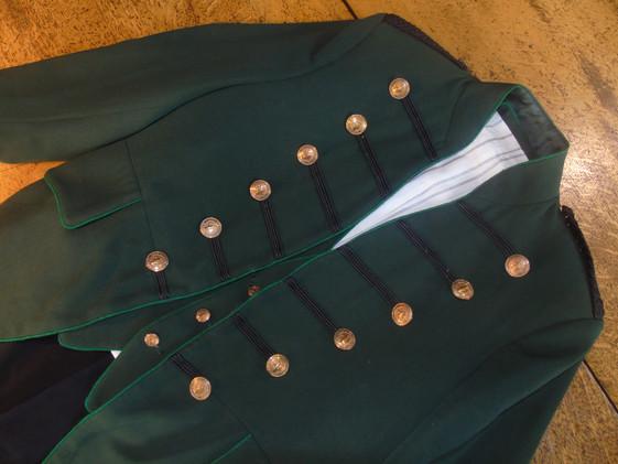 The Royal Faculty doorman's uniform