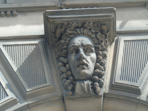 Keystone head of Duncan Forbes