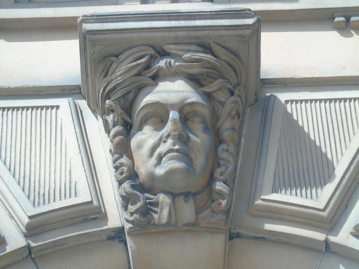 Keystone head of John Millar
