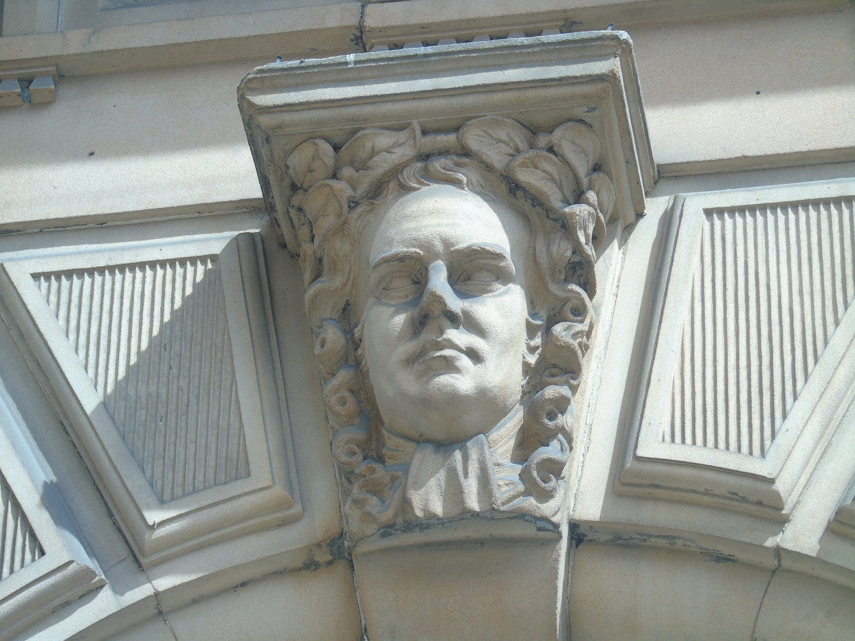 Keystone head of Andrew Rutherfurd