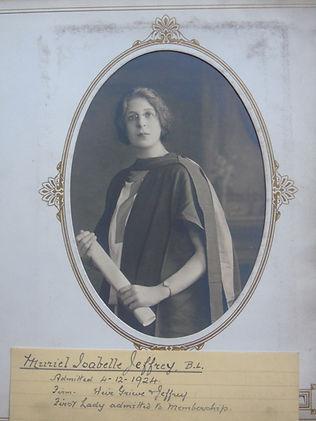 Muriel Isabella Jeffrey