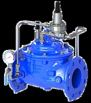Ref. 516/38 Pressure Relief / Sustaining Valve