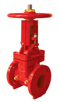 Ref. 201A/50 Resilient Seat Gate Valve Risign Stem Flanged End  300PSI  UL/FM FS