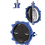 Thumbnail: Ref. 160A/04 Butterfly Valve Center Stem  Serie 20  Flanged End