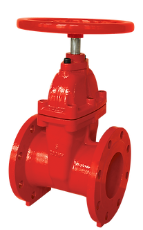 Ref. 201A/51 Resilient Seat Gate Valve Non Rising Stem Flang End 300PSI UL/FM FS