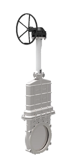 Ref. 861A/109 UNIDIRECTIONAL SEALING KNIFE VALVE