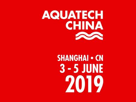 Aquatech China 3-5 June 2019