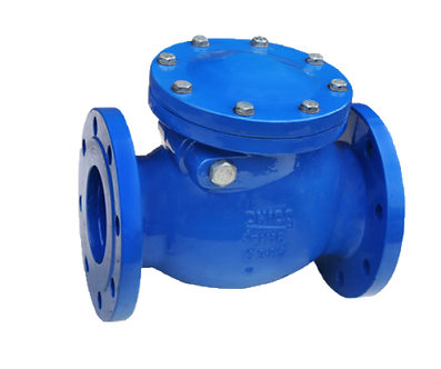 Ref. 410/26 Swing Check Valve Flanged Ends