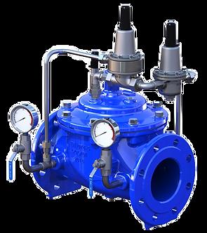 Ref. 512/34 Pressure Sustaining/Reducing Control Valve