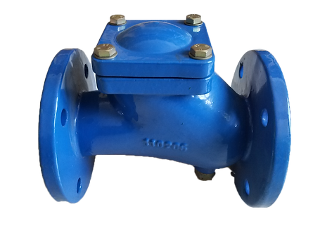 Ref. 400/22 Ball Check Valve Flanged Ends