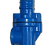 Thumbnail: Ref. 210A/13.1 Resilient Seat Gate Valve Non-Rising Stem Threaded End