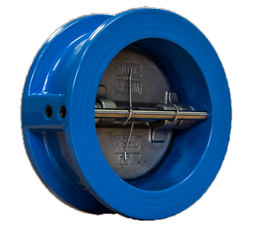 Ref. 420/24 Dual Plate Check Valve Wafer Type