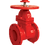 Thumbnail: Ref. 201A/19 Resilient Seat Gate Valve Flange End ISO Flange Top 200PSI UL/FM FS