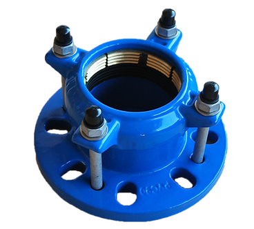 Ref. 621/75 Restrained Flange Adaptor  for PE/HDPE/PVC Pipe
