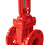 Thumbnail: Ref. 201A/20 Resilient Seat Gate Valve Rising Stem Flanged End 200PSI UL/FM FS