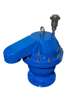 Ref. 500/30B AIR RELEASE VALVE  TRIPLE FUNCTION  FLANGED END