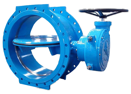 Ref. 130A/05 Double Eccentric Butterfly Valve