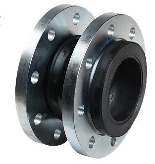 Ref. 300A/63 Rubber Expansion Joints Single Sphere Flanged End