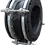 Thumbnail: Ref. 301A/63 RUBBER EXPANSION JOINTS SINGLE SPHERE FLANGED END HIGH PRES