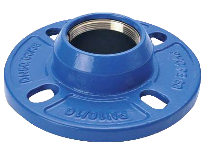 Ref. 624/78 Quick Flange Adaptor for PE/HDPE/PVC Pipe