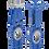 Thumbnail: Ref. 810A/104 Knife Gate Valve Bidirectional Through type