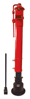 Ref. 240A/87 Vertical Type Indicator UL/FM