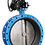 Thumbnail: Ref. 120A/03 Butterfly Valve Center Stem Serie 13 Flanged End
