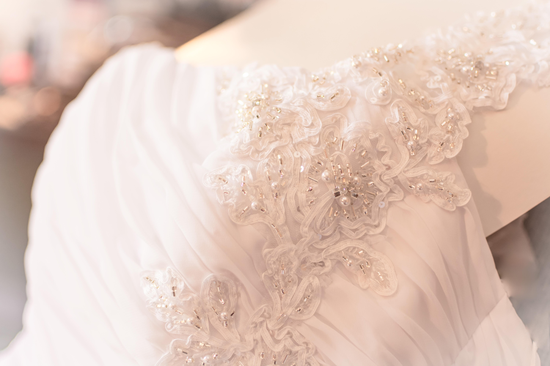 Details on Wedding dress