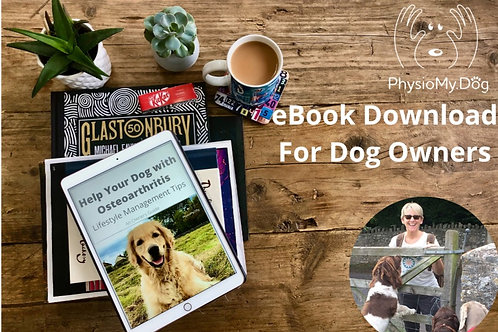 Owners Guide - Help My Dog with Osteoarthritis - eBook