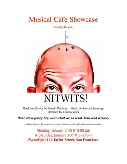Nitwits Poster