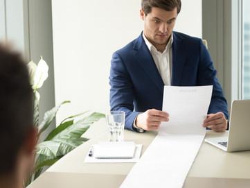 ¿Qué tan extenso debe ser tu currículum?