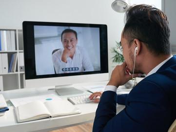 La mejor manera de preparar una entrevista por video llamada