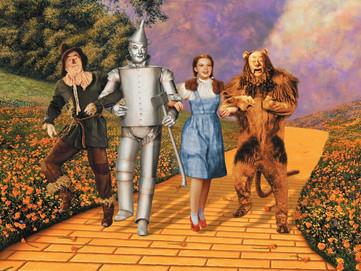 El mago de Oz y el Poder Personal