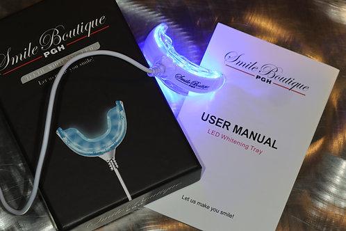 PGH Smiles LED Whitening System with LumiSmile® White whitening gel