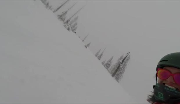 Wallowas splitboarding venture - video by Chad T. Miller