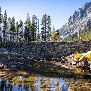 The Enchantments loop in the Alpine Lakes Wilderness - photo by Chad T. Miller