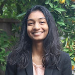 Aishwarya Atmakuri, STEM Scholarship Recipient