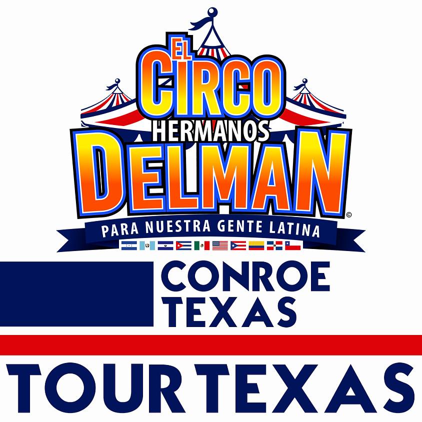 CONROE TX / 8:00pm
