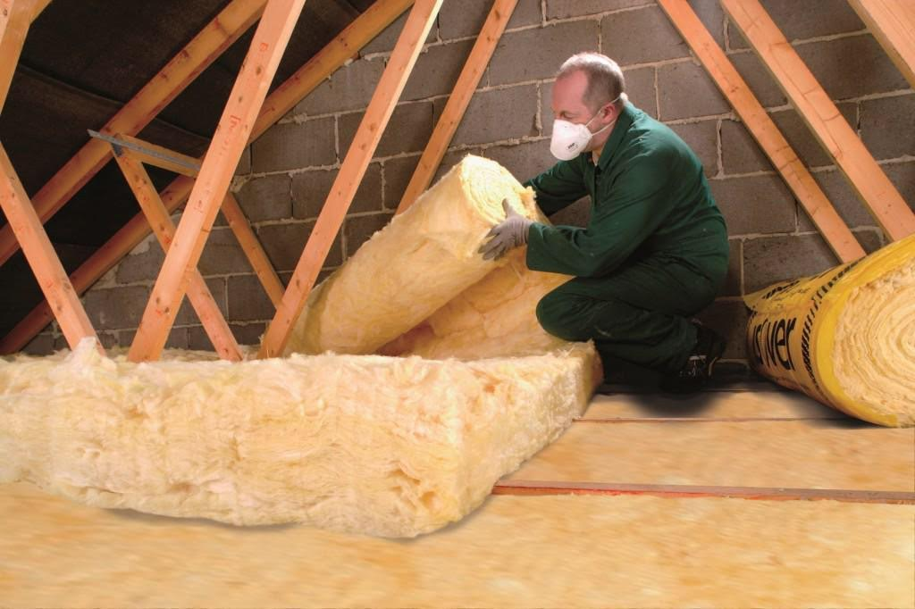 Loft Insulation Installation